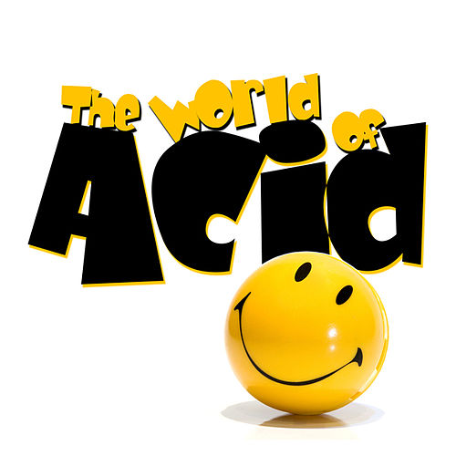 The World of Acid by Various Artists