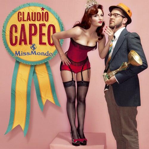 Miss Mondo de Claudio Capéo