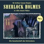 Die neuen Fälle - Fall 02: Die Gesellschaft des Schreckens von Sherlock Holmes
