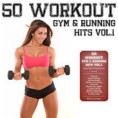 50 Workout Gym & Running Hits Vol.1 (Cardio Shape Fitness Edition) by Various Artists