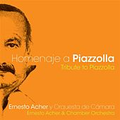 Play & Download Homenaje a Piazzolla by Ernesto Acher Chamber Orchestra | Napster