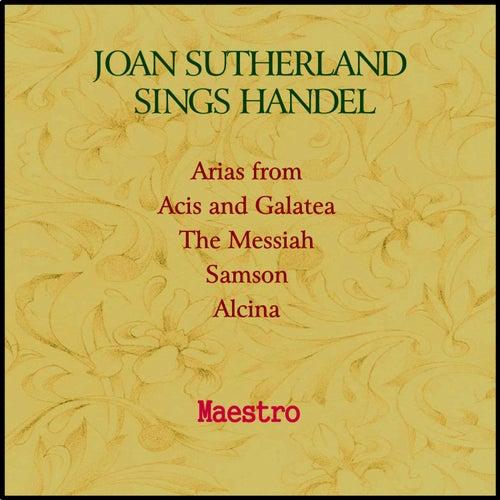 Joan Sutherland sings Handel by Joan Sutherland