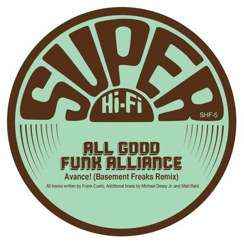 Avance! (Basement Freaks Remix) feat. by All Good Funk Alliance