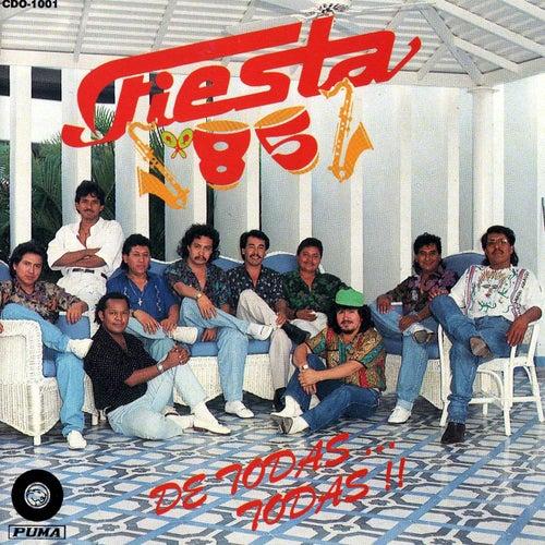 Play & Download De Todas... Todas!! by Fiesta 85 | Napster