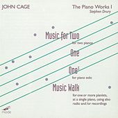 Play & Download The Complete John Cage Edition Volume 13: The Piano Works 1 by Stephen Drury | Napster