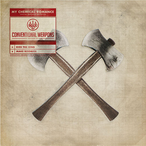 Number Four by My Chemical Romance