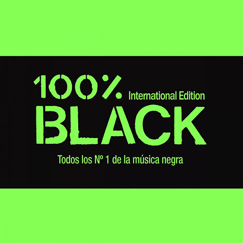 100% Black, Vol.15 (International Edition) by Various Artists