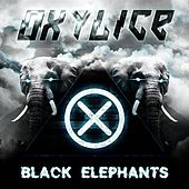 Black Elephants by Oxylice