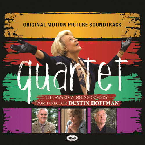 Play & Download Quartet (Original Motion Picture Soundtrack) by Various Artists | Napster