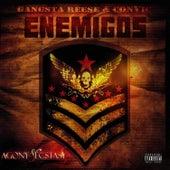Agony & Ecstasy by Los Enemigos