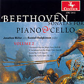 Play & Download Sonatas For Piano and Cello by Ludwig van Beethoven | Napster