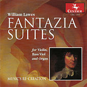 Fantazia Suites by William Lawes
