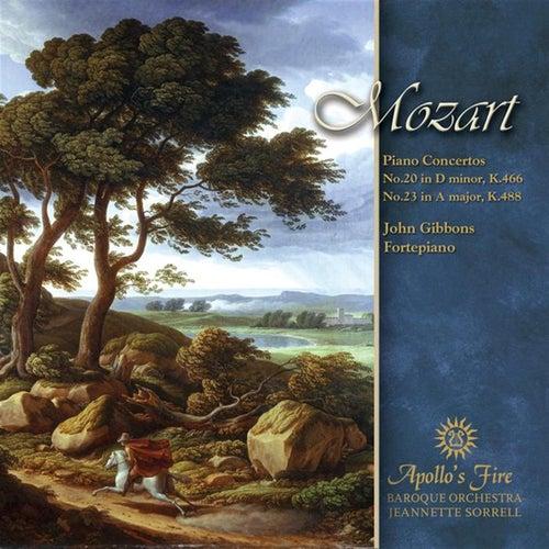 Mozart Piano Concertos by Wolfgang Amadeus Mozart