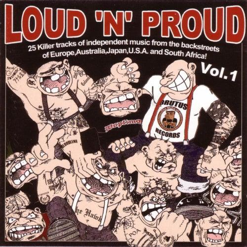 Loud 'N' Proud Vol. 1 by Various Artists