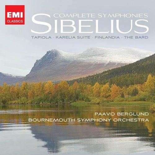 Play & Download Sibelius: Complete Symphonies, Tapiola, Karelia suite, Finlandia, The Bard by Paavo Berglund | Napster