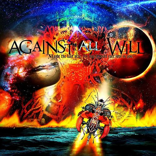 Sunset Jupiter by Against All Will