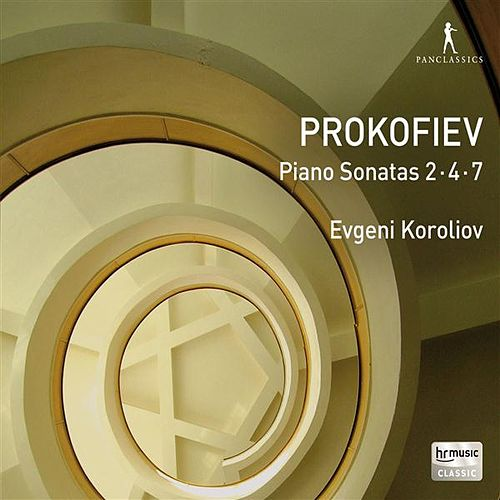 Play & Download Prokofiev: Piano Sonatas Nos. 2, 4 & 7 by Evgeni Koroliov | Napster