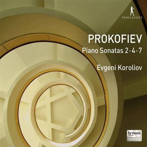 Prokofiev: Piano Sonatas Nos. 2, 4 & 7 by Evgeni Koroliov