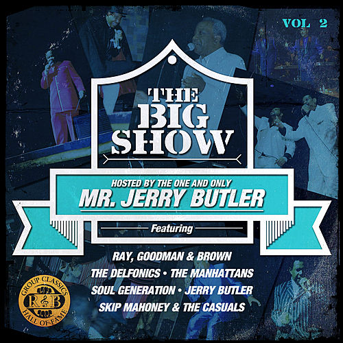 Play & Download The Big Show (70's Soul Music Live) - Volume 2 (Digitally Remastered) by Various Artists | Napster