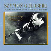 Szymon Goldberg Edition, Vol. 2: Commercial Recordings (1932-1951) by Various Artists