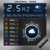 2.5hz - Relaxing Endorphines - Solfeggio Series - Iso Tones by Universal Tones