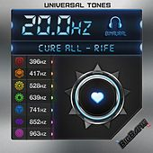 20hz - Cure All - Rife Frequency - Solfeggio Series - Binaural Beats by Universal Tones