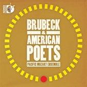 Brubeck & American Poets: Pacific Mozart Ensemble von Pacific Mozart Ensemble