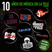 10 Años de Musica en la Tele (Vol. 1) by Various Artists