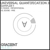 Universal Quantification 3 Sampler 1 by Various Artists