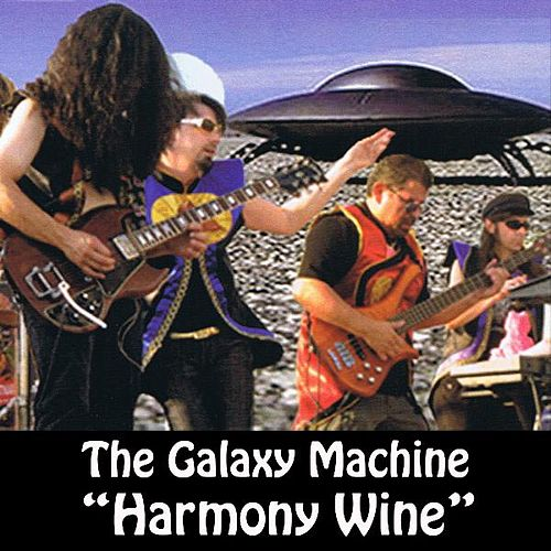 Harmony Wine by The Galaxy Machine