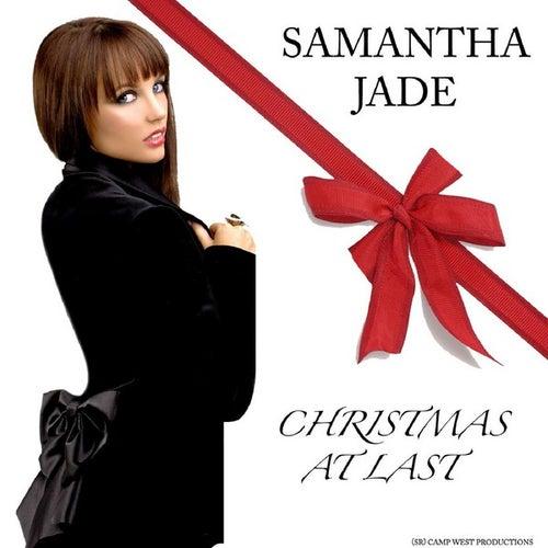 Christmas At Last - Single by Samantha Jade