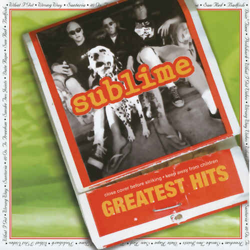 Play & Download Greatest Hits [Clean] by Sublime | Napster