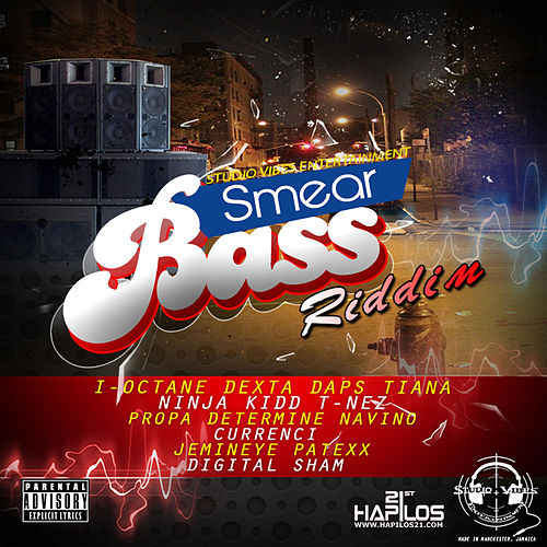 Play & Download Smear Bass Riddim by Various Artists | Napster