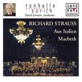 Play & Download Richard Strauss: Aus Italien; Macbeth by David Zinman | Napster