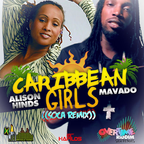 Play & Download Caribbean Girls - Single by Mavado | Napster