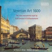 Venetian Art 1600 by Various Artists