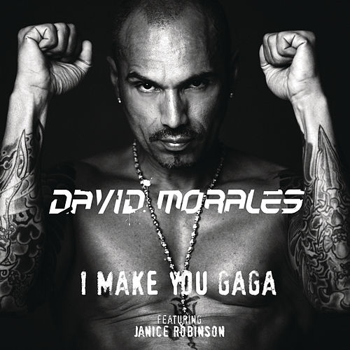 I Make You Gaga (feat. Janice Robinson (DJ Chus In Stereo Remix)) by David Morales