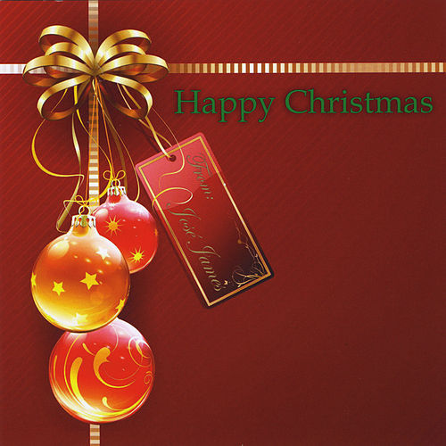 Play & Download Happy Christmas by Jose James | Napster