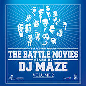The Battle Movies, Vol. 2 by DJ Maze