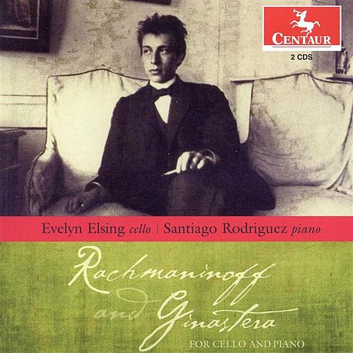 Play & Download Rachmaninov & Ginastera for Cello & Piano by Evelyn Elsing | Napster
