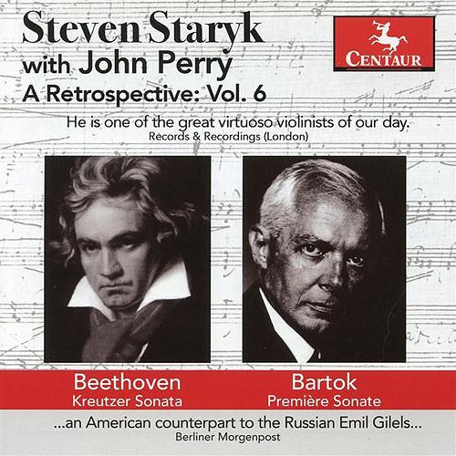 Play & Download A Retrospective, Vol. 6 by Steven Staryk | Napster