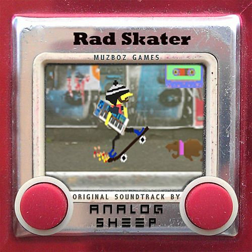 Play & Download Rad Skater (Apocalypse) [Original Soundtrack] by Analog Sheep | Napster