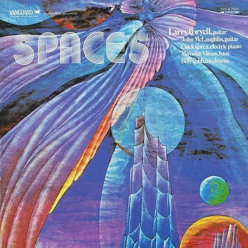 Spaces by Larry Coryell