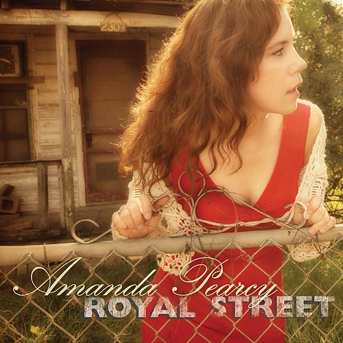 Royal Street by Amanda Pearcy