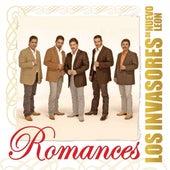 Play & Download Romances by Los Invasores De Nuevo Leon | Napster