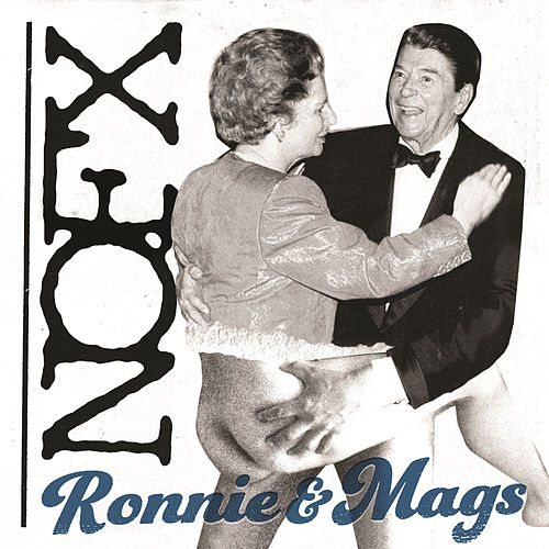 Ronnie & Mags by NOFX