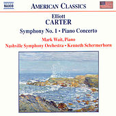 Symphony No. 1 by Elliott Carter