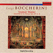 Play & Download Luigi Boccherini: Stabat Mater/Quartet in G Minor op. 27 n. 2 by Daniela Longhi & Quartetto Amati | Napster