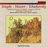 Play & Download Haydn/Mozart/Tchaiko: La Chasse/Concerto KV 218/Serenade in C Major Op. 48 by Weiner Residenz Orchester | Napster