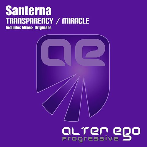 Play & Download Transparency - Single by Santerna | Napster